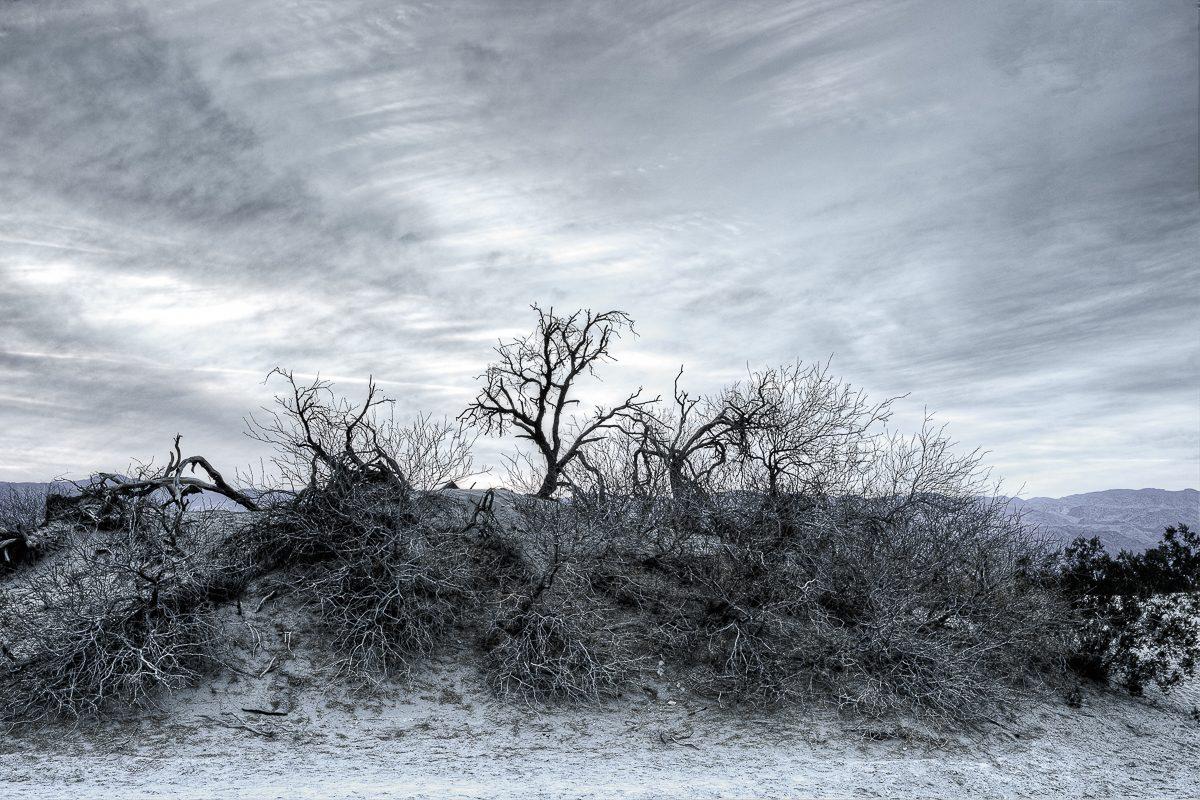 Death Valley in Winter