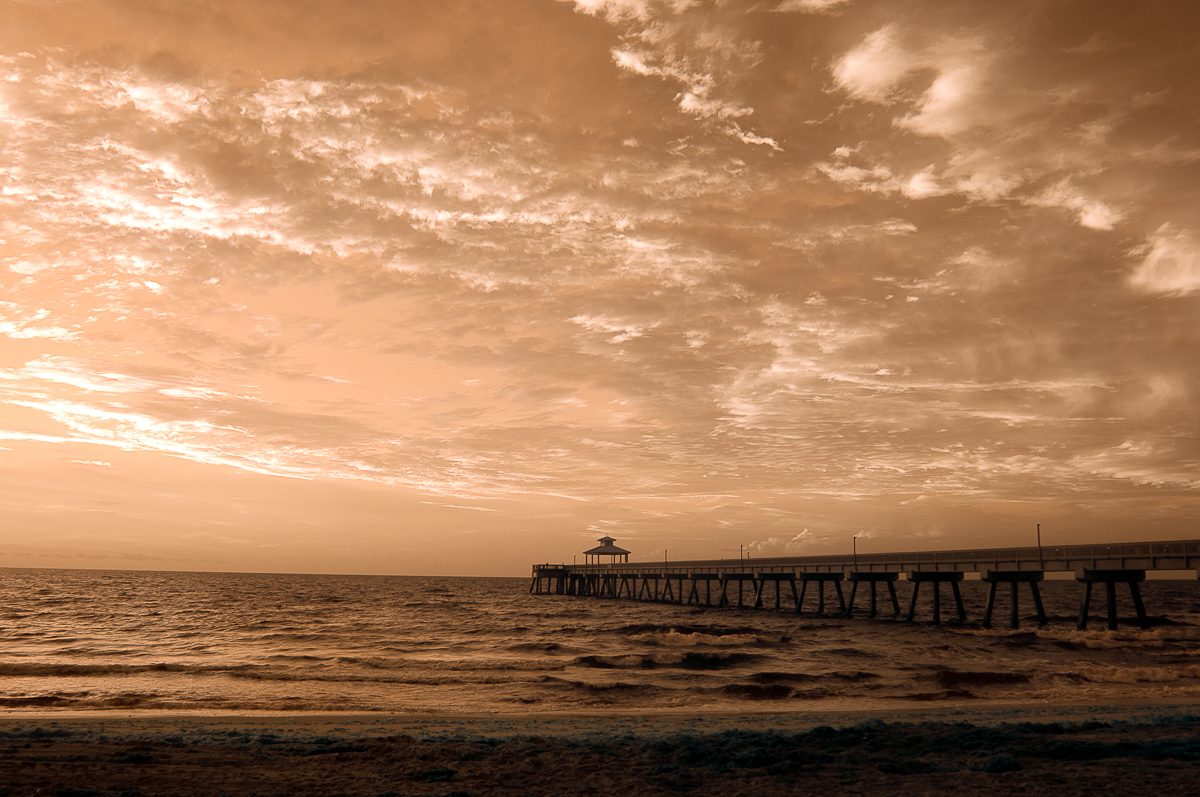 Infrared Dawn